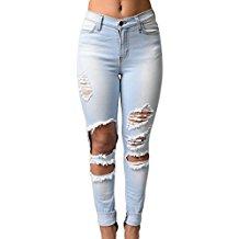 moda Jeans di assurda moda spezzati di Jeans spezzati di moda assurda Jeans BdCxeo